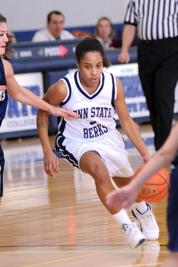 Women's Basketball at Penn State Berks