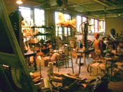 studio of Peter Jon Snyder