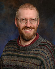 headshot of Randall