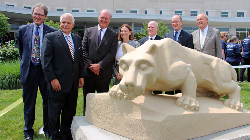 Penn State Berks has partnered with Penn State Health St. Joseph.