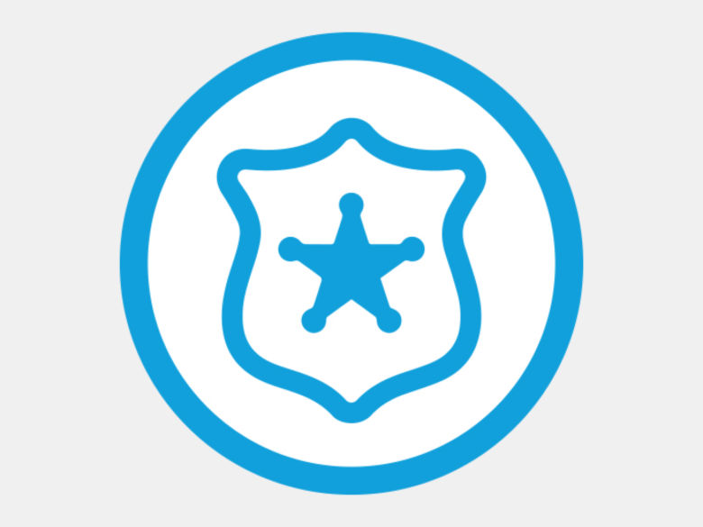 Junior Nittany Criminal Investigative Science Camp Badge