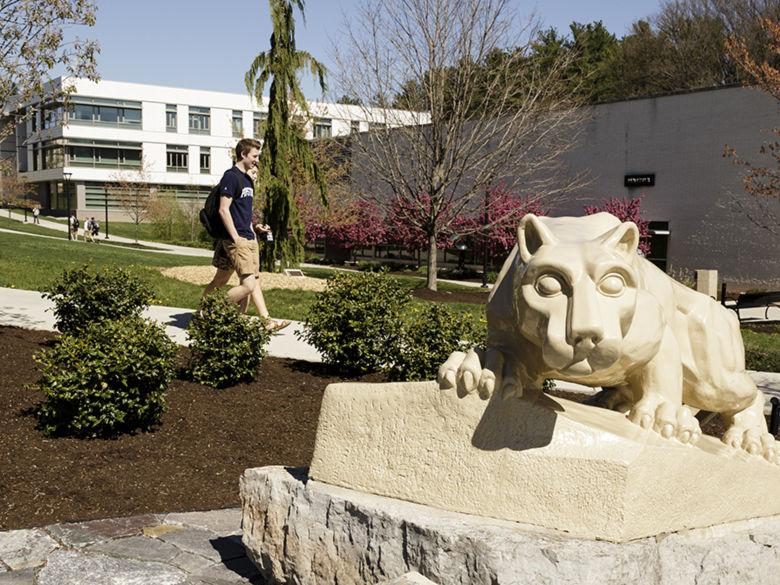 The Lion Shrine