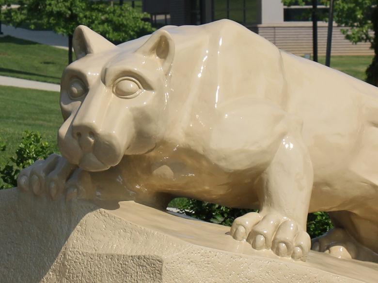 Penn State Berks Lion Shrine