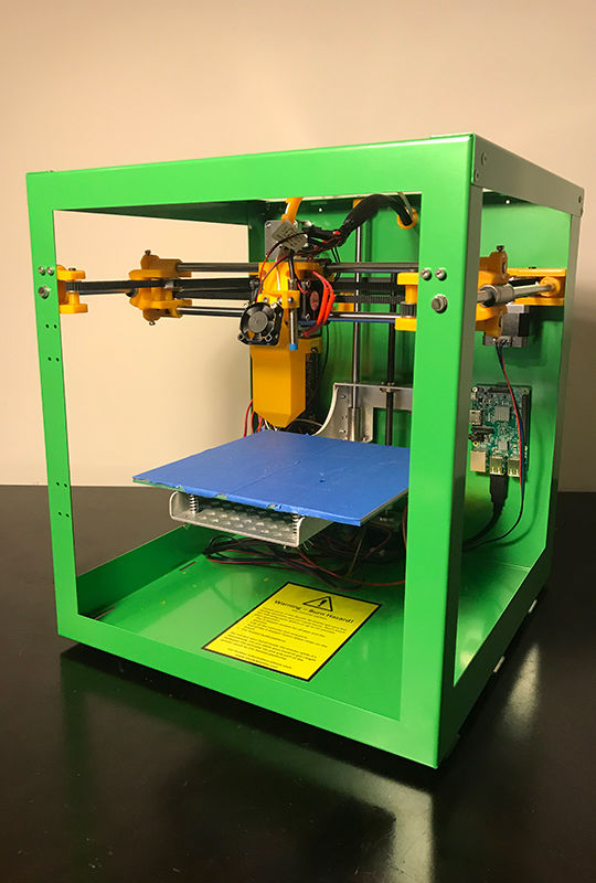 Verde Mantis 3D printer