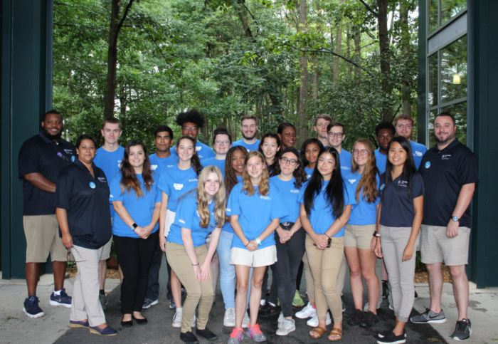 Residence Life RAs & Professional Staff for the Fall 2019 semester