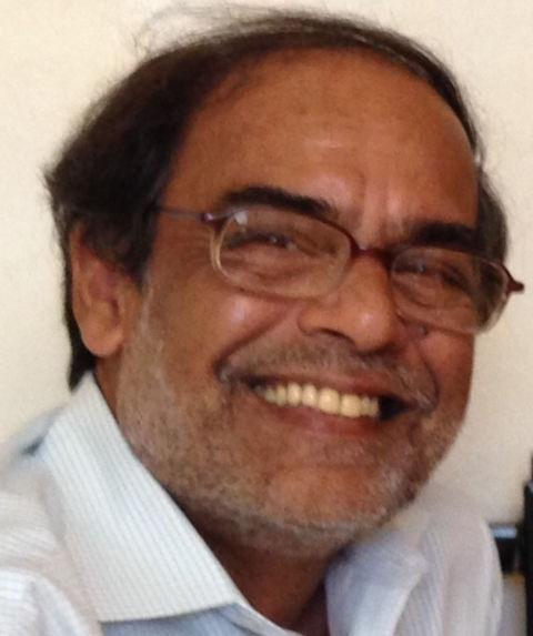 Pradip headshot