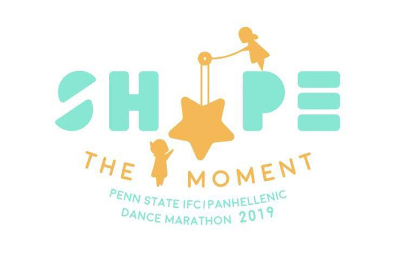 Shape the Moment 2019 THON Logo