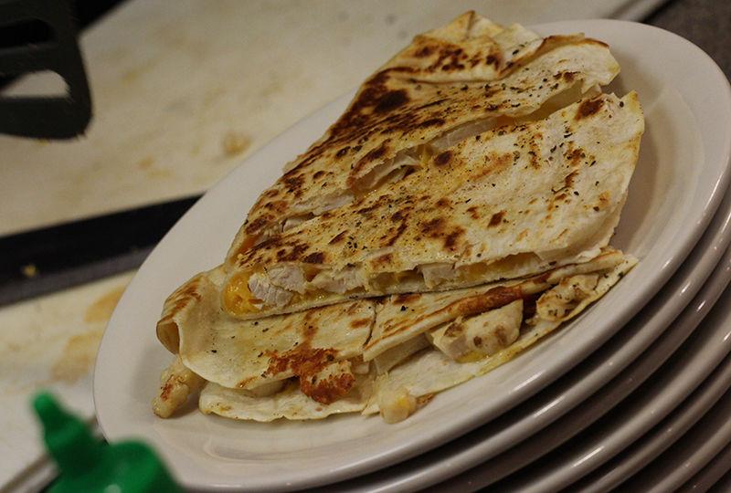 photo of Tully's Quesadilla