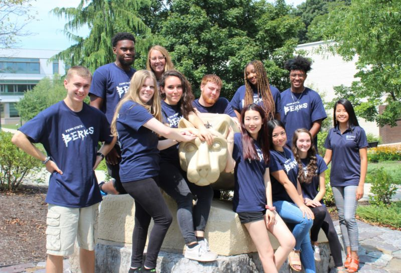 The Residence Staff of The Woods for 2019-20