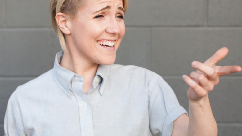 photo of Hannah Hart