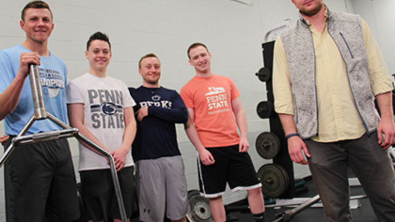 Berks engineering team is finalist in Inc.U competitionMasen Suhadolnik has been lifting weights since high school. Between sets, he would sometimes notice other people in the gym not lifting properly, and he wanted to help.