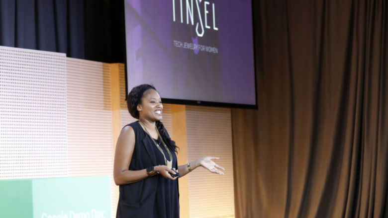 The keynote speaker will be Aniyia Williams, former student of Penn State Berks and University Park and a 2007 Penn State Schreyer Honors College graduate, and the founder of Tinsel, a tech jewelry start-up based in Silicon Valley.