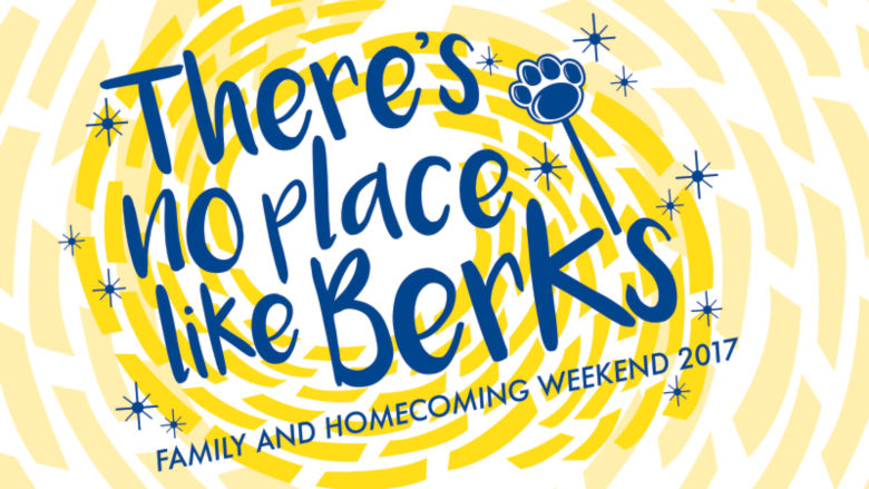 There's no place like Berks logo