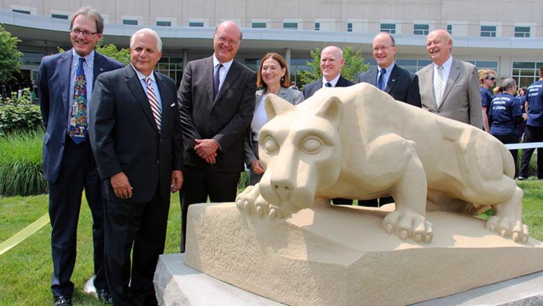 Penn State Berks has partnered with Penn State Health St. Joseph.