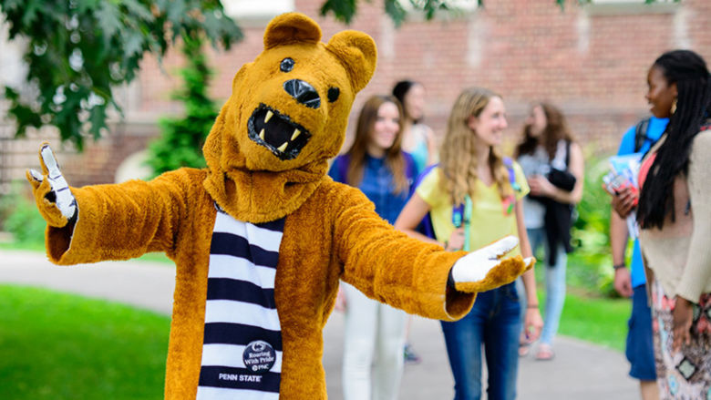 Penn State Day Nittany Lion